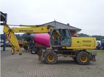Wheel excavator New Holland MH6.6