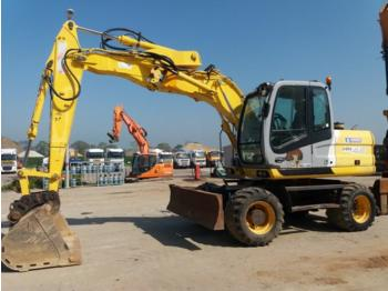 Wheel excavator New Holland MH 4.6