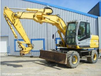 New Holland NH4-6 - wheel excavator