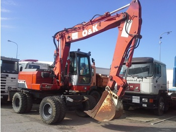 Wheel excavator O&K MH 4 CITY