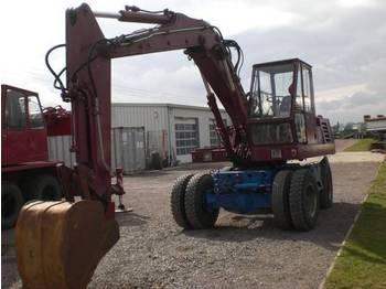 O & K MH 4 generalüberholt + Hammerleitung - wheel excavator