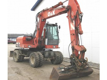 O&K MH PLUS - wheel excavator