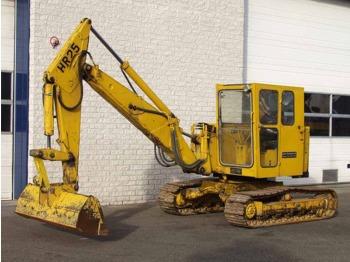 SCHAEFF HR25-1 - wheel excavator