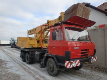 TATRA 6x6 UDS - wheel excavator