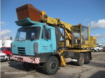 Wheel excavator TATRA 815-2 P17 UDS 114 A bagr 6x6