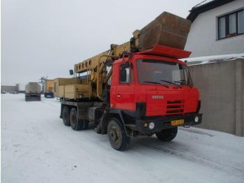 TATRA T3-929-30 6x6 - wheel excavator