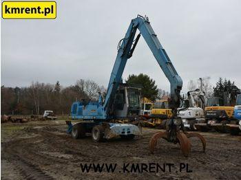Wheel excavator TEREX FUCHS MHL 320 | 331 320 LIEBHERR 316 904 CAT 316 318