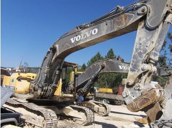 VOLVO EC 280 - wheel excavator