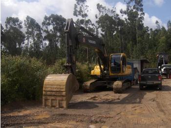 VOLVO ec 240 nlc - wheel excavator