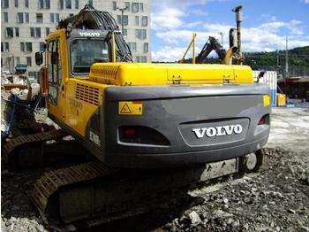 Volvo EC240BLC - wheel excavator