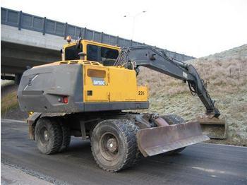 Volvo EW 150 - wheel excavator