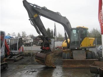 Volvo EW 160 - wheel excavator