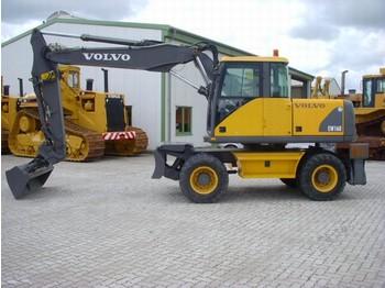 Volvo EW 160  (45) - wheel excavator