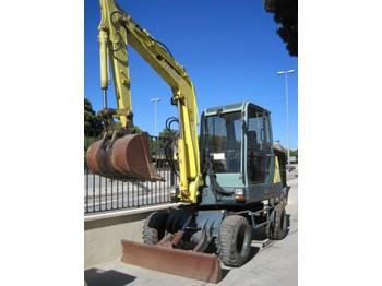 Yanmar B50W - wheel excavator