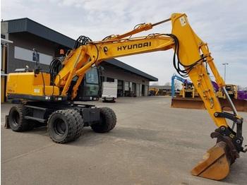 hyundai Robex 140W-7A - wheel excavator