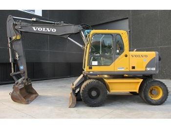 volvo EW 140 B - wheel excavator