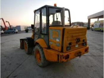 Wheel loader  1995 JCB 407