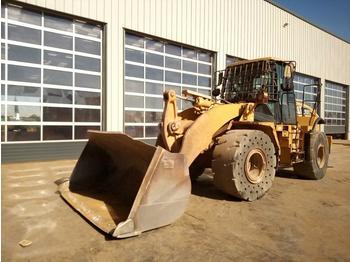 Wheel loader  2007 CAT 950H