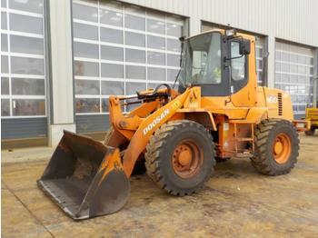 Wheel loader  2007 Doosan MEGA 160V