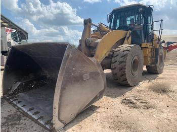 Wheel loader  2011 CAT 950H