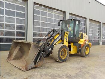 Wheel loader  2011 New Holland W170C