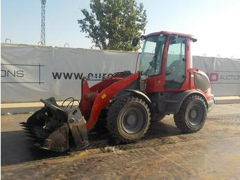 Wheel loader 2012 Atlas 65