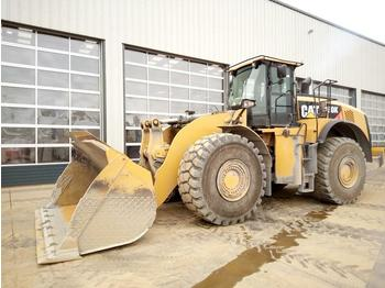 Wheel loader  2012 CAT 980K