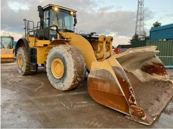 Wheel loader  2012 CAT 980K