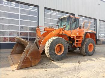 Wheel loader  2012 Doosan DL420