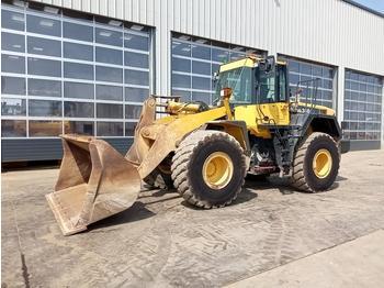 Wheel loader  2012 Komatsu WA380-6