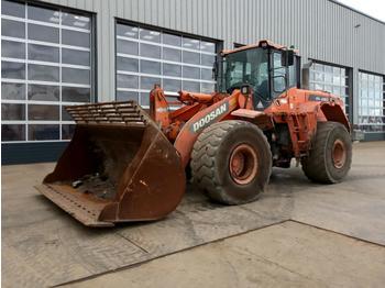 Wheel loader  2013 Doosan DL420-3