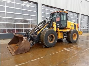 Wheel loader  2013 JCB 457 HT