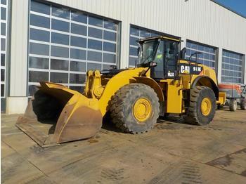 Wheel loader  2014 CAT 980K