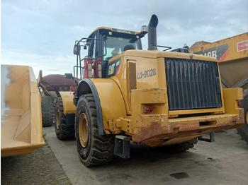 Wheel loader  2014 Caterpillar 966H