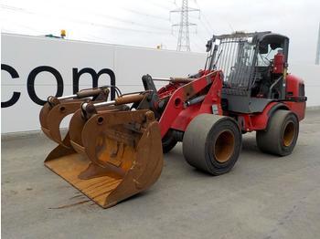 Wheel loader  2014 Weidemann 3070 CX60LP