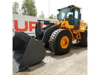 2015 Volvo L120GZ - wheel loader