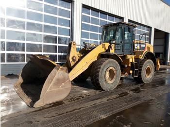 Wheel loader  2016 CAT 950M