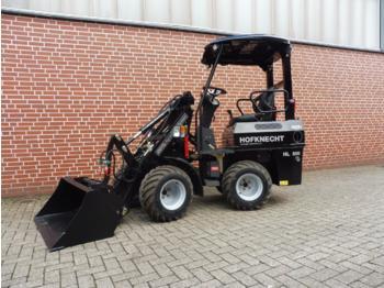 Wheel loader AGS Hofknecht HL 800 ( Hoflader )