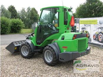 AVANT 750 - wheel loader