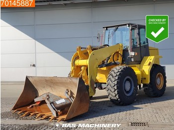 Wheel loader Ahlmann AS200 FROM FIRST OWNER
