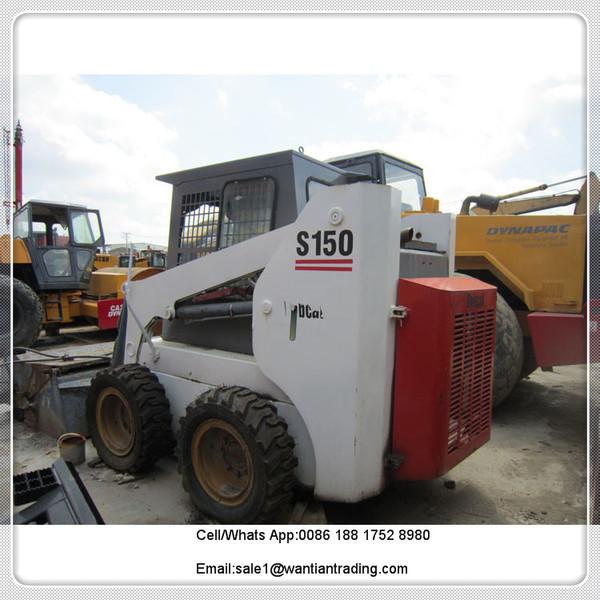 wheel loader BOBCAT S150