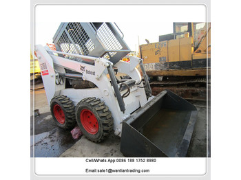 Wheel loader BOBCAT S160