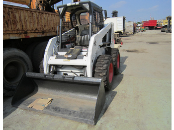 Wheel loader BOBCAT S160: picture 1