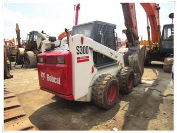 Wheel loader BOBCAT S300