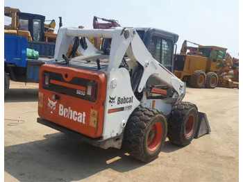 Wheel loader BOBCAT S650