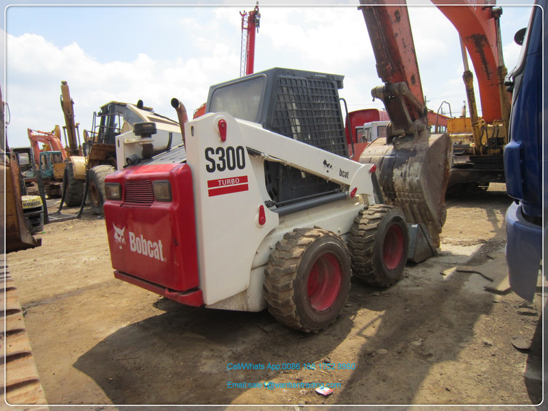 wheel loader BOBCAT s300