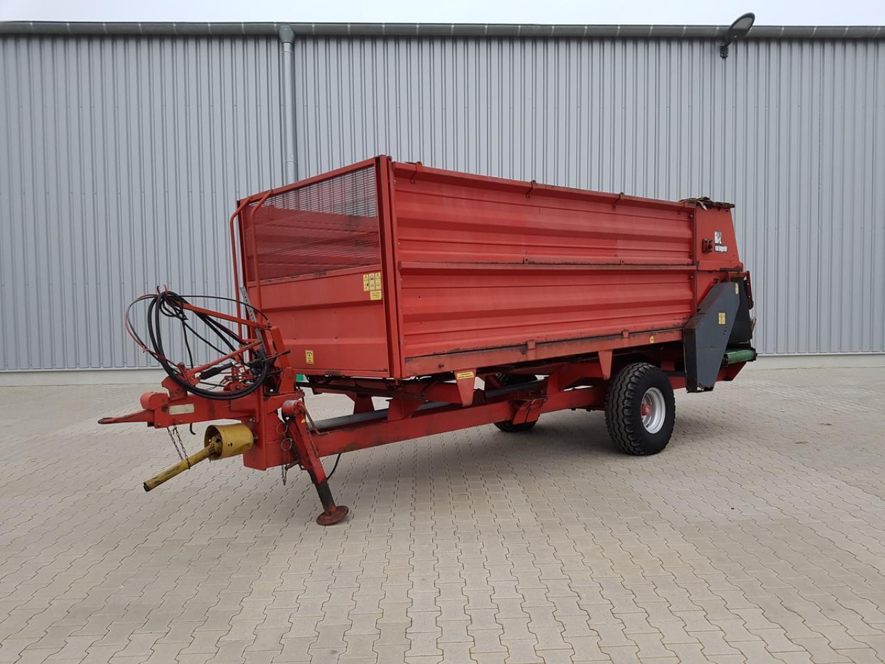 wheel loader BVL - van Lengerich V-Star 9