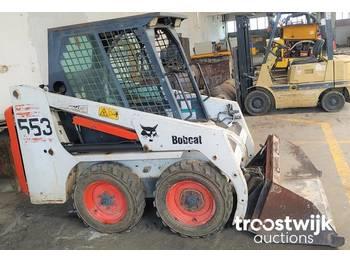 Wheel loader Bobcat 553