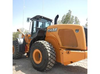 CASE 1021F - wheel loader