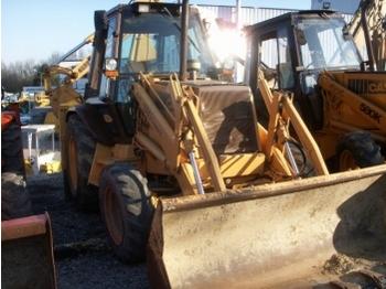 CASE 580K - wheel loader